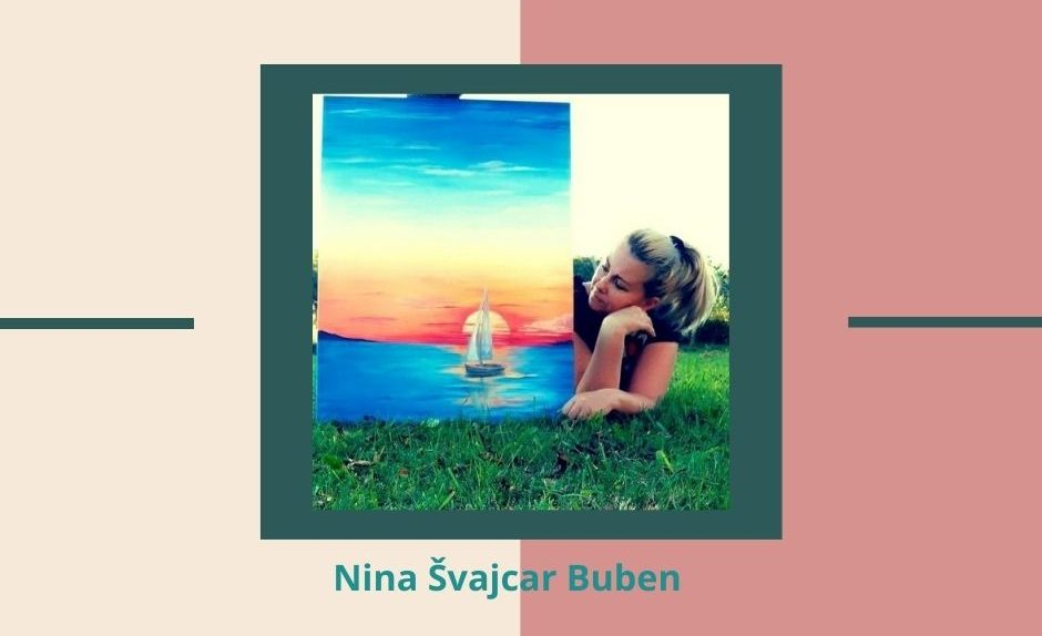 [THE BEST ARTIST OF THE WEEK] Nina Švajcar Buben